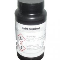 IODINE RESUBLIMED 99.8% [1.04761.0100]